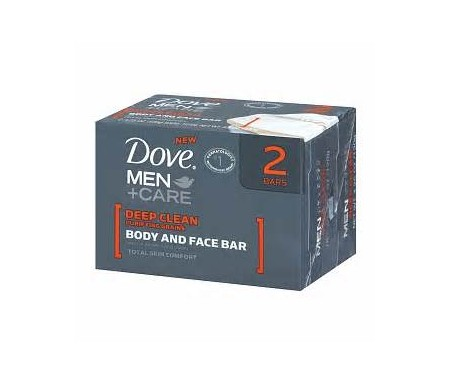 DOVE MEN +CARE X 2BARS