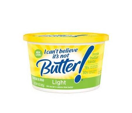 I CAN'T BELIEVE IT'S NOT BUTTER LIGHT 425G
