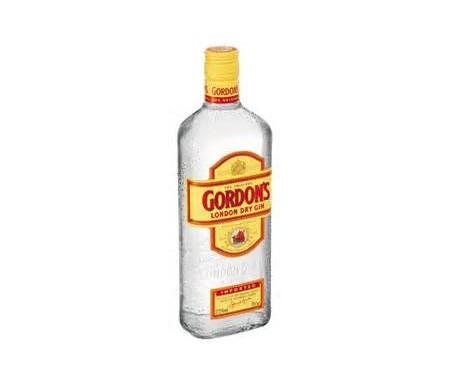 GORDON'S LONDON DRY GIN 20CL