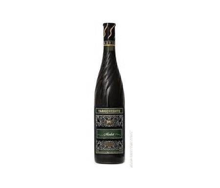 TARGOVISHTE MERLOT WINE 750ML