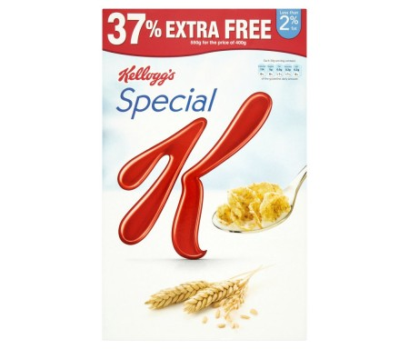 KELLOGG'S SPECIAL K 550G