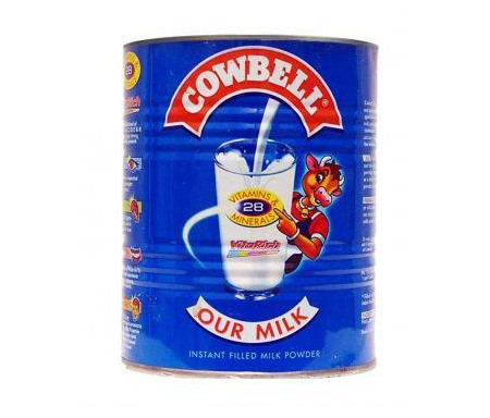 COWBELL MILLK POWDER 900G