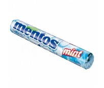MENTOS CHEWING DRAGEES MINT 378G