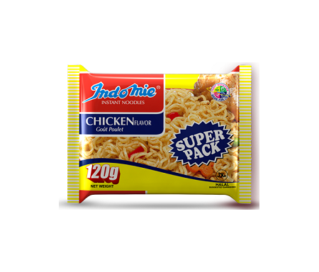 INDOMIE CHICKEN SUPER PACK120G