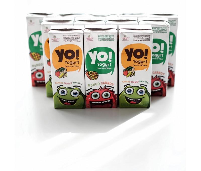 rechtsdraaiende yoghurt merken