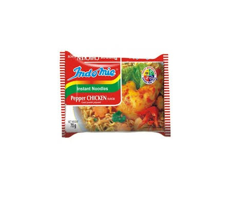 INDOMIE PEPPER CHICKEN