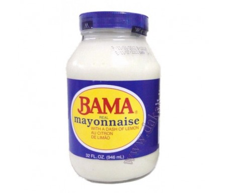 BAMA REAL MAYONAISE 946ML