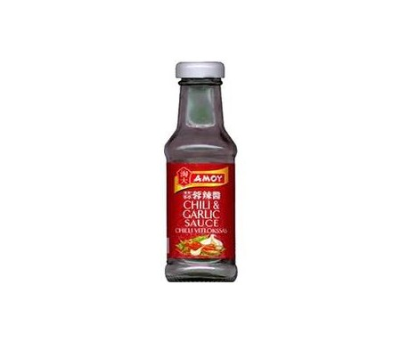 AMOY CHILLI & GARLIC SAUCE 150ML