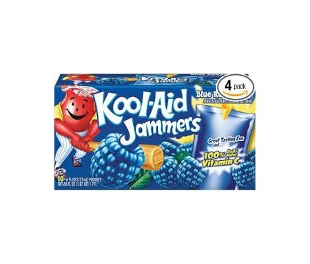 KOOL-AID JAMMERS GRAPE X1 PACK