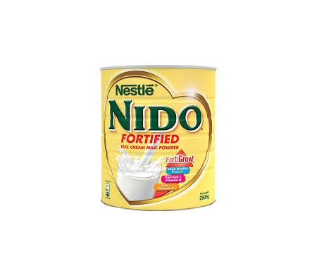 NIDO FORTIFIED MILK POWDER 2500G