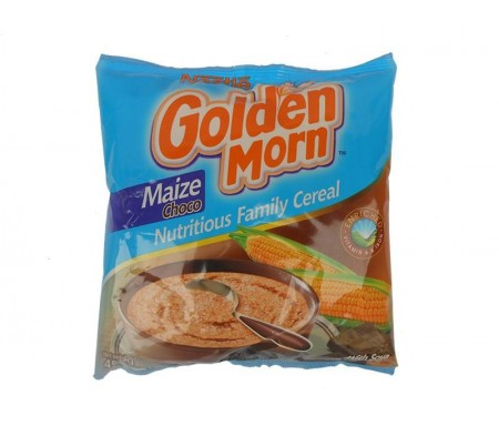 NESTLE GOLDEN MORN MAIZE CHOCO 450G