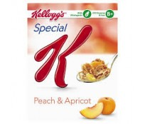 KELLOGG'S SPECIAL PEACH & APRICOT 360G