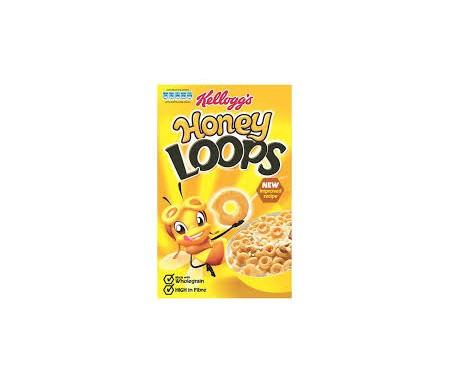 KELLOGG'S HONEY LOOPS 335G