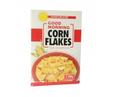 GOOD MORNING CORN FLAKE 500G