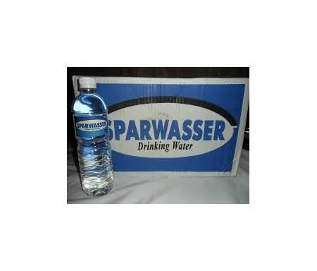 SPARWASSER TABLE WATER 750ML