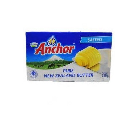 Anchor Butter Salted 200g