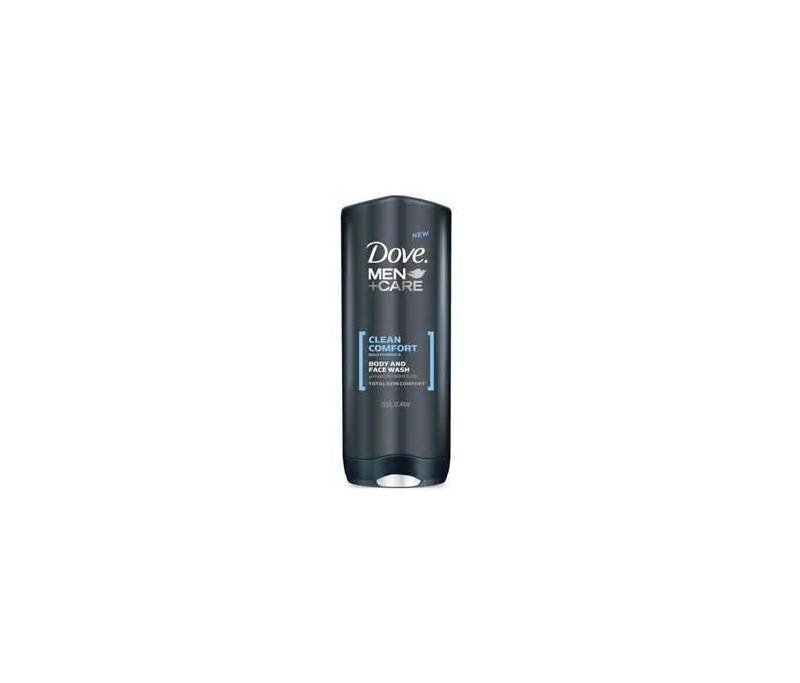 Dove Men Clean Comfort Body Wash 400ml