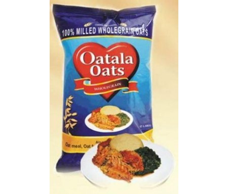 OATALA OATS WHOLEGRAIN 1.5KG