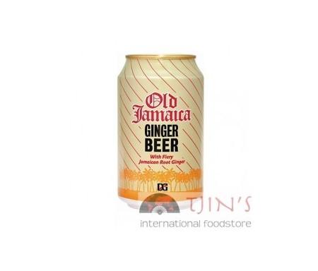 OLD JAMAICA GINGER BEER SODA 33CL