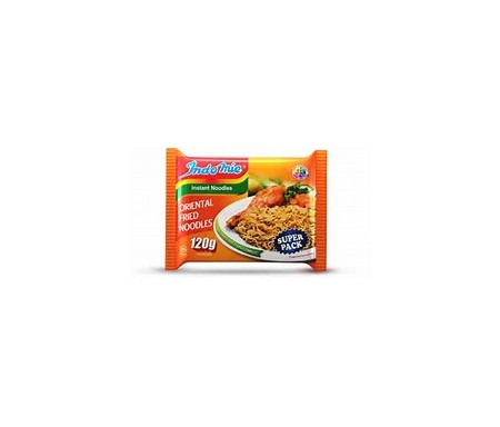 INDOMIE ORIENTAL FRIED NOODLES 100G
